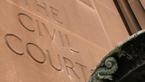 Civil Court Records