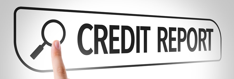 Running a credit report before hiring an employee